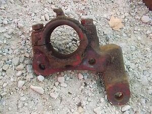 Farmall 300 Rc Tractor Ih Fast Hitch 2pt Fasthitch Bottom Brace Bracket