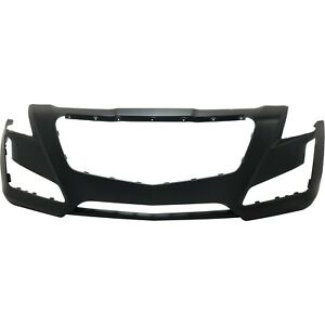 New Bumper Cover Facial Front Sedan For Cadillac Cts 14 19 Gm1000956 84033411