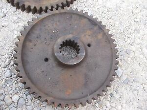 Co Op E3 Tractor Rear Main Pinion Bowl Bull Drive Gear