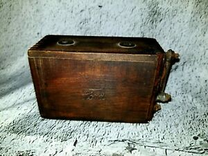 Antique Vintage Ford Model T Ignition Coil Buzz Box Reconditioned Untested