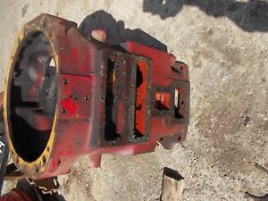 Farmall 560 Tractor Original Ih Torque Amplifier Ta Transmission Housing