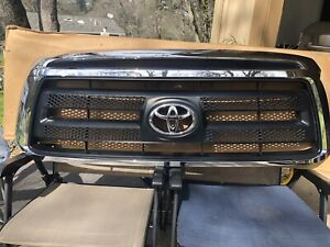 2010 2011 2012 2013 Toyota Tundra Front Grill Grille 5311 Oc180 190 200 Oem