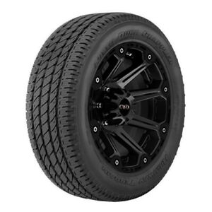 4 new P275 55r20 Nitto Dura Grappler 117h Xl 4 Ply Bsw Tires