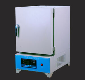 1200 Muffle Furnace Lab Resistance Melting Furnace Heat Treatment 220v