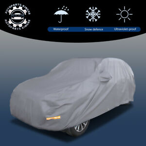 Fit For Ford Mustang Full Car Cover Ultimate Custom fit All Weather Protection