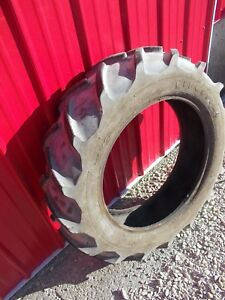 Firestone 9 5 X 24 Rear Tractor Tire Farmall B Bn A Ih 4 Ply Long Bar Tread