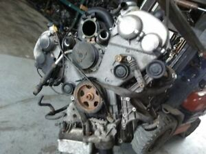 Engine 4 5l Without Turbo Vin B 5th Digit Fits 03 06 Porsche Cayenne 202679