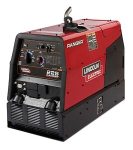 Lincoln Ranger 225 Engine Driven Welder Generator K2857 1