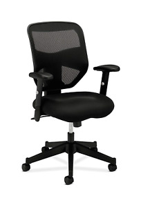 Hon Prominent High Back Work Chair Mesh Computer Chair For Office Desk Black