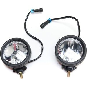 Fog Light For 98 2003 Mercedes Benz Ml320 Set Of 2 Front Left And Right