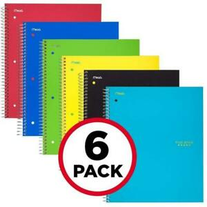 Five Star Spiral Notebooks 1 Subject Graph Ruled Paper 100 Sheets 11 X