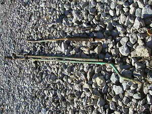 Hart Parr Rowcrop Tractor 3 Original Linkage Rods