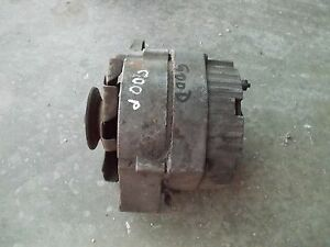 Coop Co Op E3 Tractor 12v Good Alternator Belt Drive Pulley