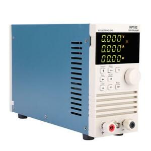 Kp182 Single Channel Low Cc cv cw cr Electronic Dc Load Tester 200w 150v 20a Ubs