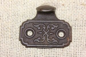 Window Sash Lift Drawer Pull Rustic Old Vintage Oct 31 1871 Patent Date Iron