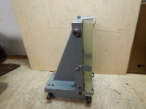 Optical Angle Plate W Mirror Possible For Optical Comparator Machinist Xlo