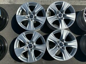 Four 2019 Toyota Rav4 Factory 17 Wheels Rims Oem Highlander