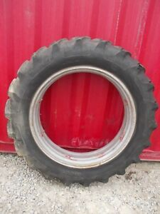 1 13 6 X 38 Tractor Tire 55 Tread Ih 450 350 400 560 656 706 806 Rim Jd 60 70