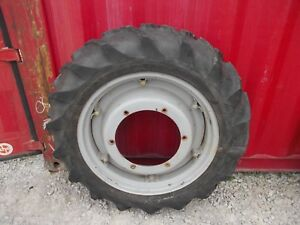 Ford 9n 2n Tractor Center Hub 11 2 X 28 45 Good Year Tread Tire