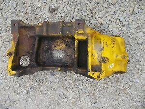 International 140 Tractor Good Orgnl Frontend Front End Steering Bolster Housing