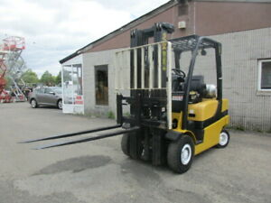 2013 Yale Glp050lx 4 800lb Forklift With 60 Forks 3266l