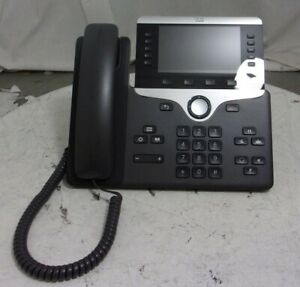 Cisco 8811 Cp 8811 k9 V05 Ip Poe Voip Office Phone See Notes