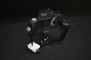 Dental Laboratory Articulator For Occlusal Plane Analysis