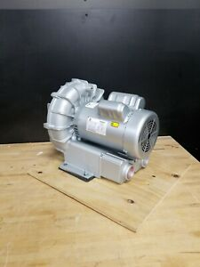 Gast 1 5 Hp Single Phase R4p115 Regenerative Blower