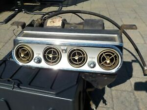 1965 Mustang Original Used Under Dash Air Conditioner Ac Unit