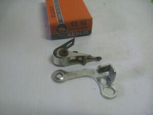 Vintage 1942 1952 Willys Jeep Echlin Cs 15 Ignition Point Contact Set Nors