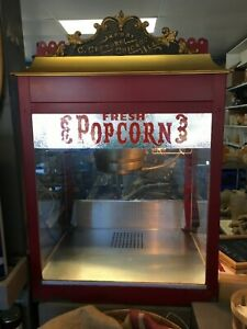C Cretors Antique Popcorn Machine