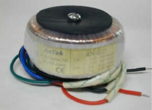 50va At 9v 5 5a 18vct Toroidal Power Transformer Antek As 0509