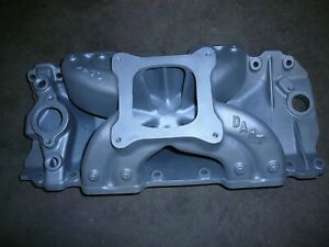 Dart 41114000 Intake Manifold Fits Big Block Chevy Cnc Ported Direct Port Inject