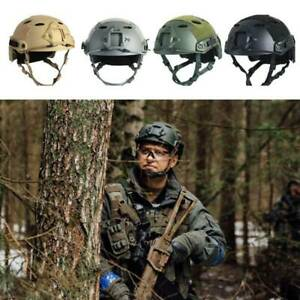 Tactical Helmet Men Military Combat Fast Airsoft Paintball Head Protective Gear