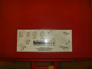 Ford Rotunda Tkit 2005 D2 F Differential Bearing Race Remover Special Tool Set 2