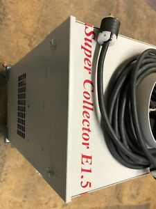 220v Hepa Vac For Duct Cleaning