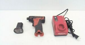 Snap On 1 4 Drive Cordless Screwdriver Model Cts6610