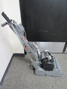 Used Clarke Ez 8 Floor Sander Expandable Drum Hardwood Floor Refinishing