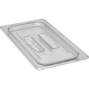 Cambro 30cwch135 Camwear Clear Food Pan Cover 1 3 Size Flat Polycarbonate