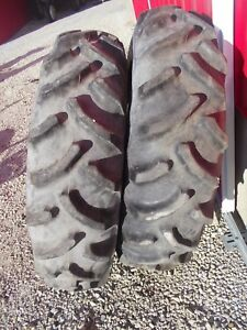Good Year 12 4 X 28 Dyna Torque Ii Gy Tractor Tires Tire Wd Wd45 45 Ih 350 300 U