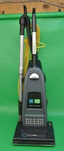 Tennant V smu 14 14 Commercial Vacuum Cleaner With Attachments
