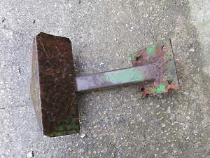 John Deere 70 Rowcrop Tractor Rear Axle Mount Step Jd