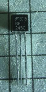 Bf245c N channel Jfet To92 5pcs Per Lot