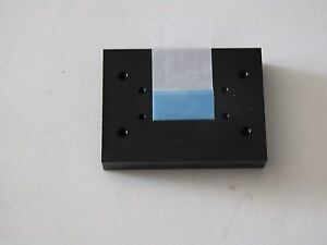 Heat Sink 2x1 5x3 8 Ic Heat Sink Aluminum Cooling Fin Black lot Of 47 Each