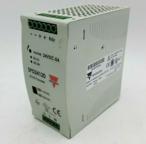 Carlo Gavazzi Spd241201 Ac dc Converter Switching Power Supply 2 8 1 4a 120w