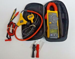 Fluke 381 True rms Ac dc Clamp Meter With Iflex I2500 18