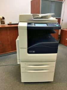 Xerox Workcentre 7120 Multi function Color Laser Printer Copier Scanner 20ppm A3