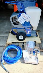 New Graco Texspray Rtx 5000pi Professional Interior Texture Sprayer 17h575 120v