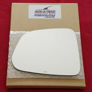 Mirror Glass For 12 15 Chevrolet Captiva Sport Driver Side Replacement