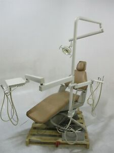 Used Royal Signet 757z Dental Exam Chair W Delivery Light Best Price